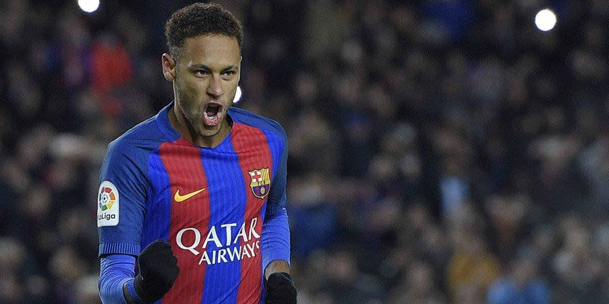 Neymar es el único futbolista que figura en el top 100 de personas más influyentes del mundo