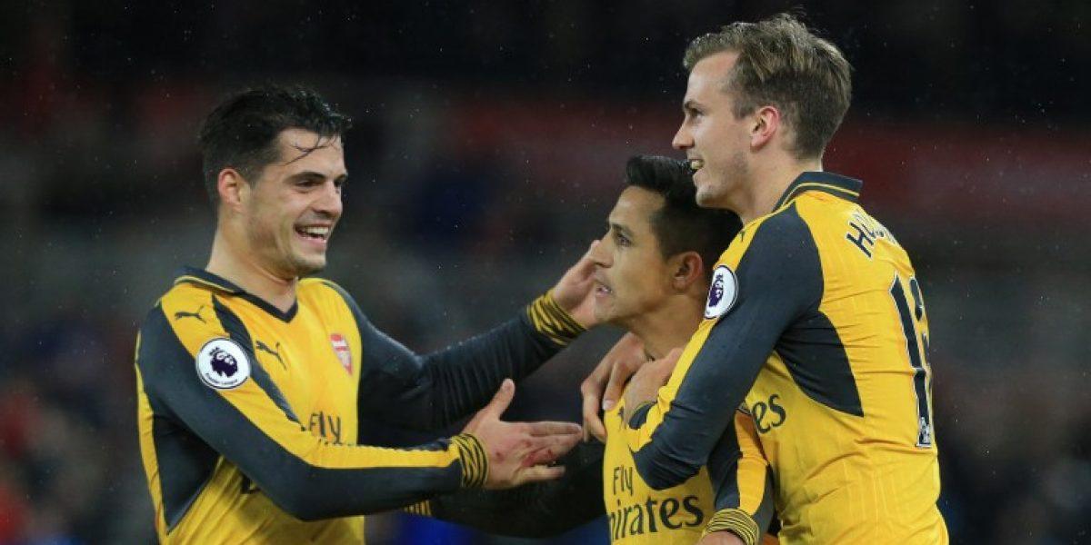 Las escasas probabilidades que tiene el Arsenal de meterse en la próxima Champions League