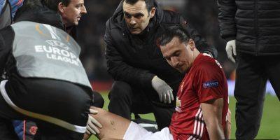 La terrible lesión que dejó a Zlatan fuera de la clasificación del Manchester