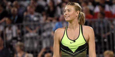 María Sharapova está a un paso de poder jugar Roland Garros