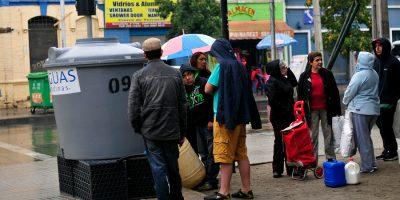 Aguas Andinas: comunas afectadas con corte bajan a 25 y servicio podría estar repuesto este viernes