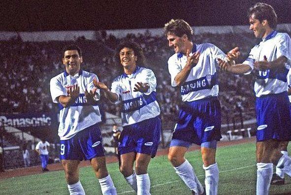 Gorosito y Acosta deleitaron a los fanáticos chilenos (Foto: Archivo)