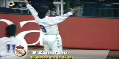La noche en que Bam Bam Zamorano humilló al Barça en el derbi español