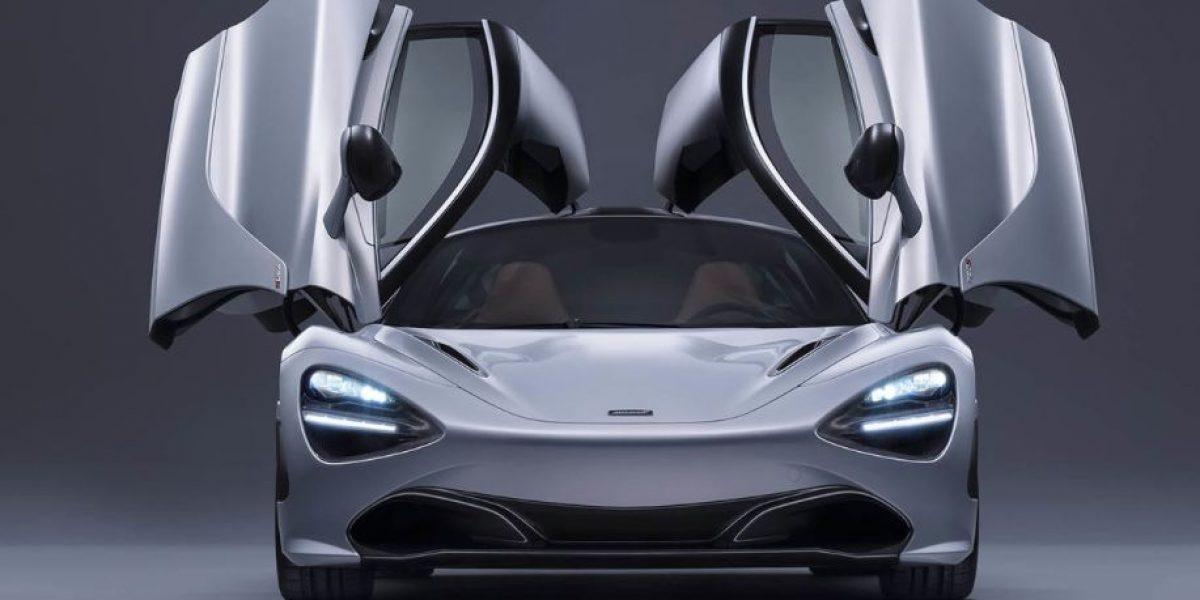 McLaren prepararía un modelo de 4 asientos