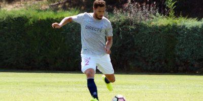 Germán Lanaro nuevamente en duda en la UC para la Libertadores