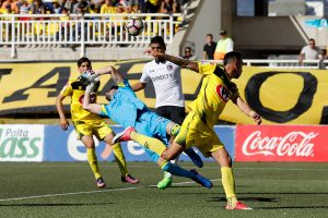 San Luis venció a Colo Colo y pone al rojo vivo el final del Clausura