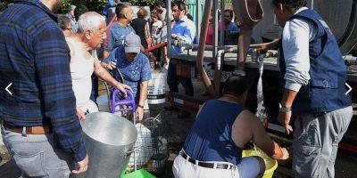 Diario Financiero: Aguas Andinas evalúa repotabilizar las aguas tratadas
