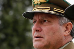 Fraude en Carabineros: general Villalobos presenta querella contra implicados en millonario desfalco
