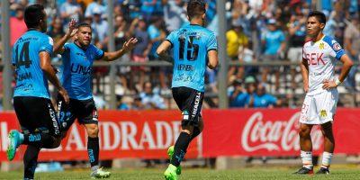 Iquique derrotó 4-3 a Zamora en dramático juego de Copa Libertadores