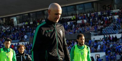 Wanderers confirmó salida de Eduardo Espinal como DT