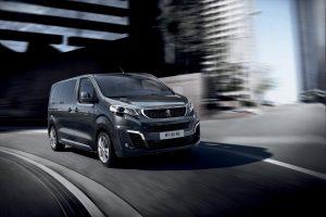 Peugeot renueva su gama de furgones con dos pesos pesados