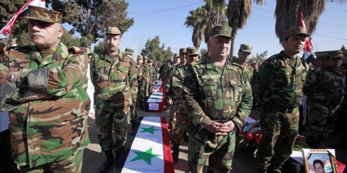Siria da un paso más hacia el conflicto armado con la muerte de 27 soldados