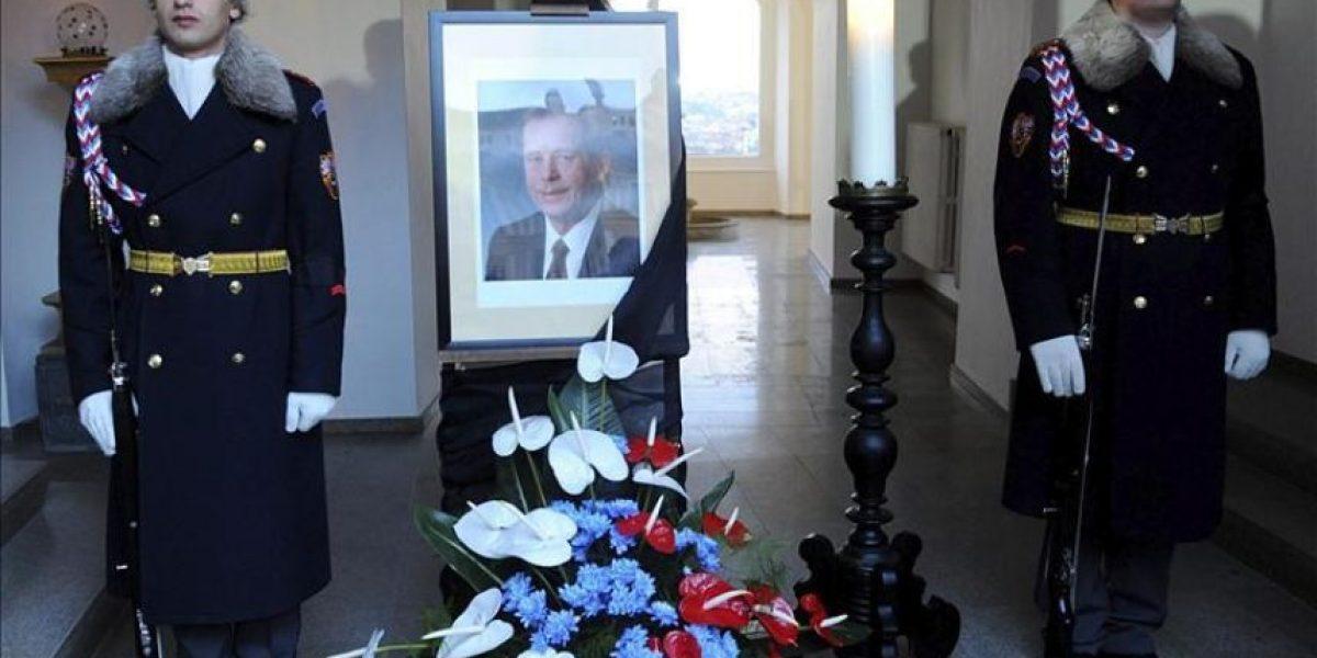 Muere Vaclav Havel, un referente de la lucha por la libertad en el mundo