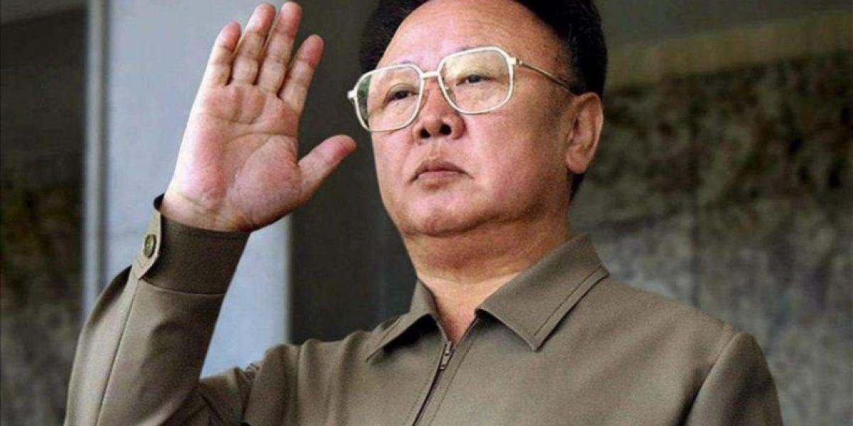 Fallece el líder norcoreano, Kim Jong-il