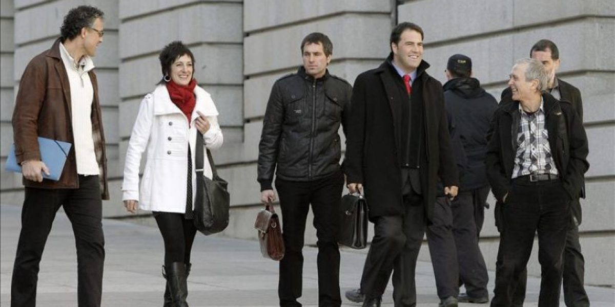 La izquierda independentista vasca se queda sin grupo parlamentario