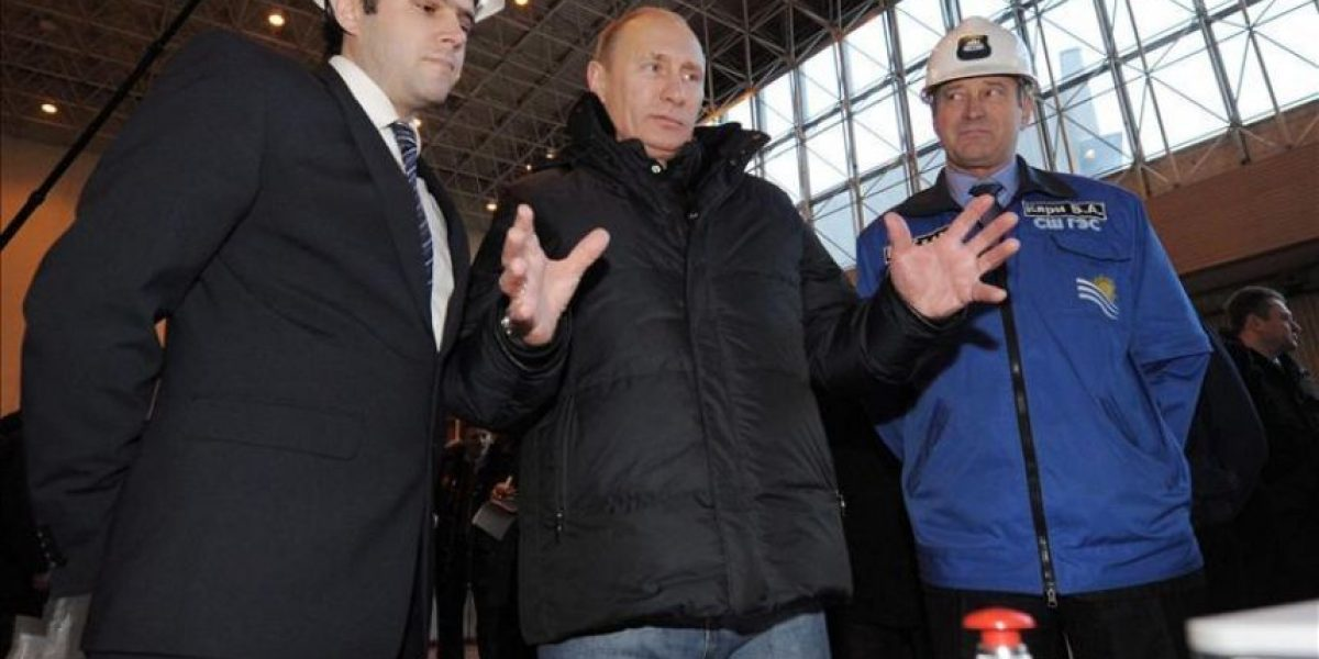 Putin denuncia la corrupción entre los directivos de las energéticas públicas