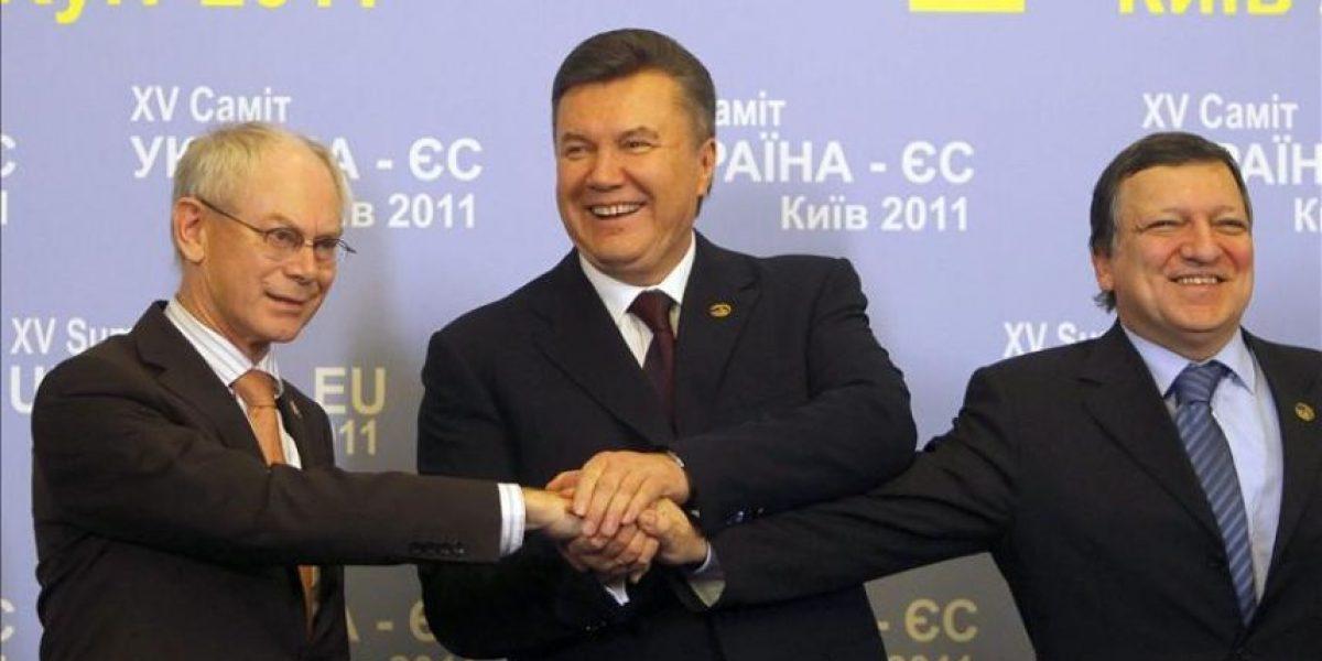 Bruselas vincula la asociación con Ucrania a la despolitización de la Justicia
