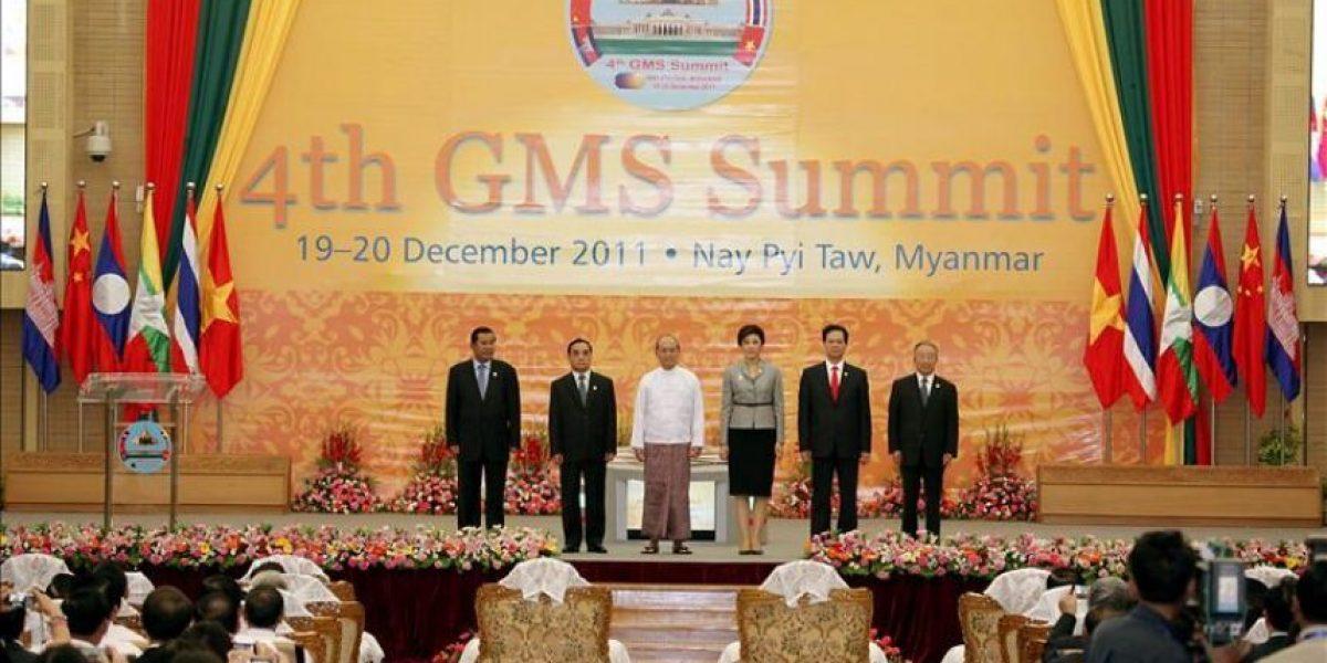 El grupo de la Subregión del Mekong aprueba un plan para la década 2012-2022