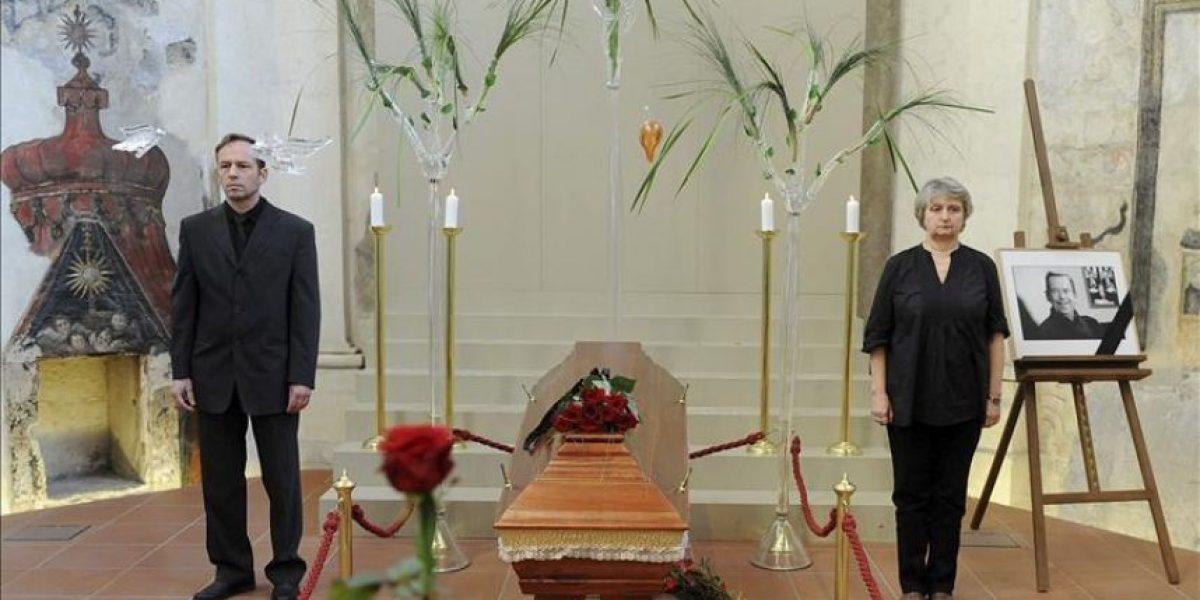 El cortejo fúnebre de Havel recorrerá las calles más antiguas de Praga