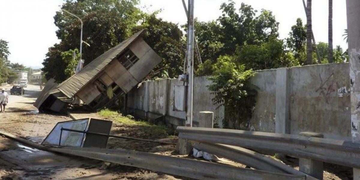 Filipinas en estado de calamidad por las riadas y un millar de muertos