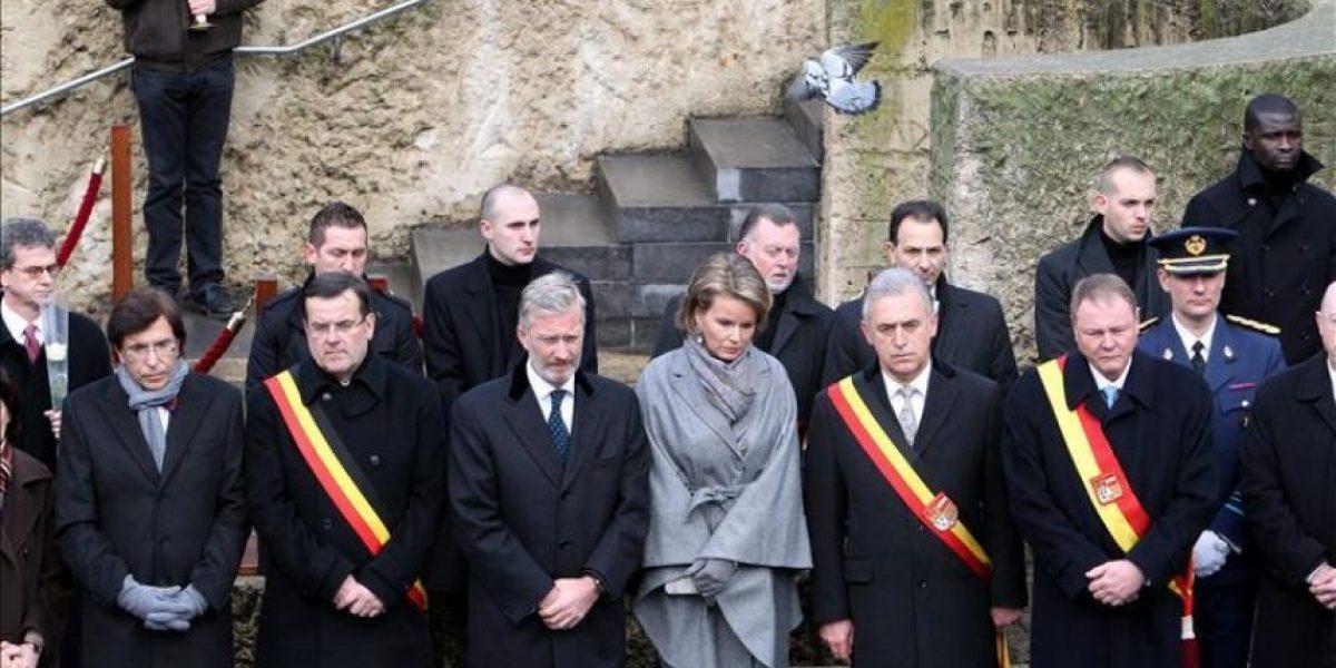 Miles de personas recuerdan a las víctimas de la masacre de Lieja