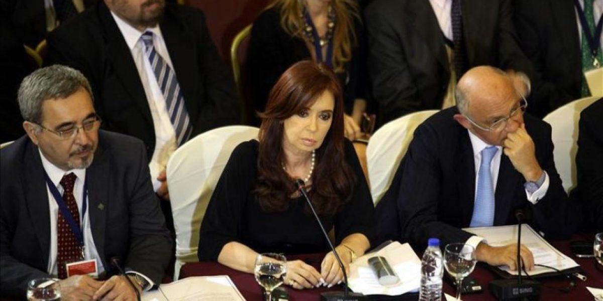 Comienza la XLII Cumbre de Jefes de Estado del Mercosur en Montevideo