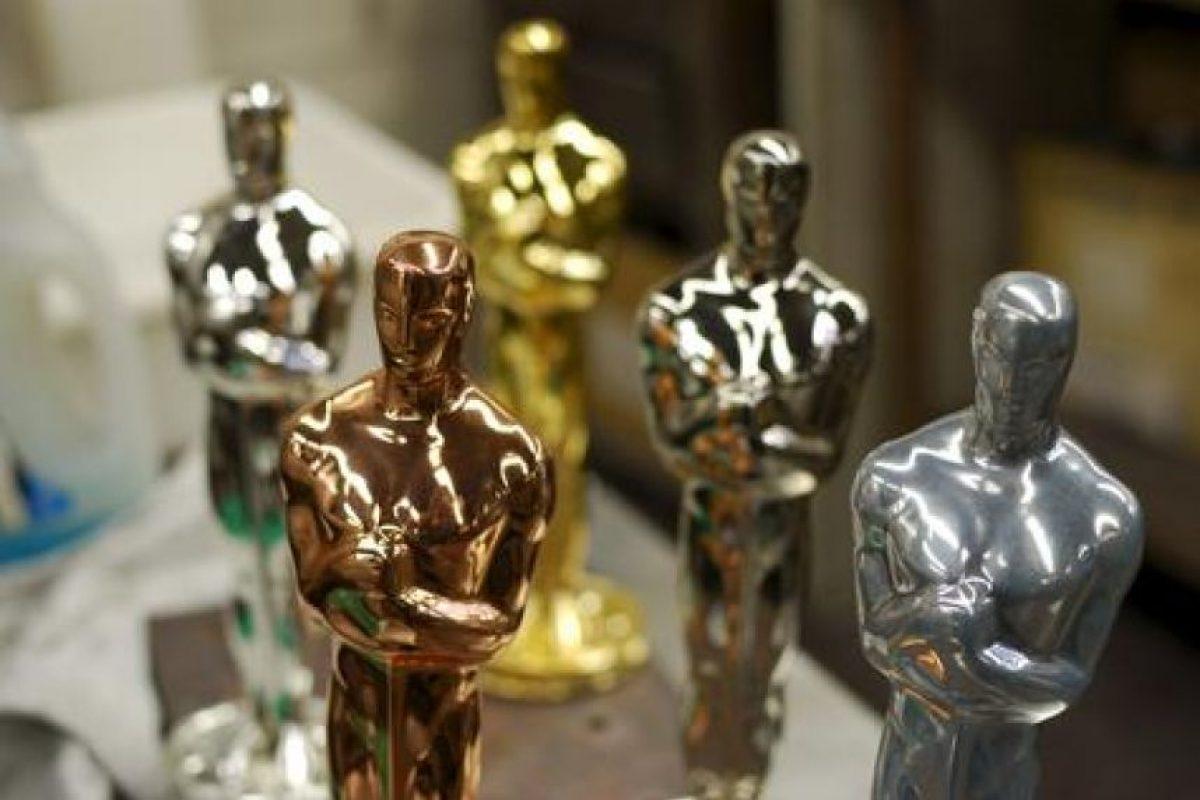 La ceremonia de premiación se transmitirá en todo el mundo el 26 de febrero. Foto:AFP