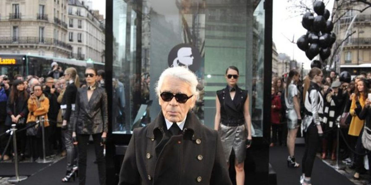 Lagerfeld lanza su colección