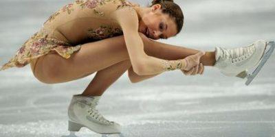 Polina Korobeynikova de Rusia Foto:AFP