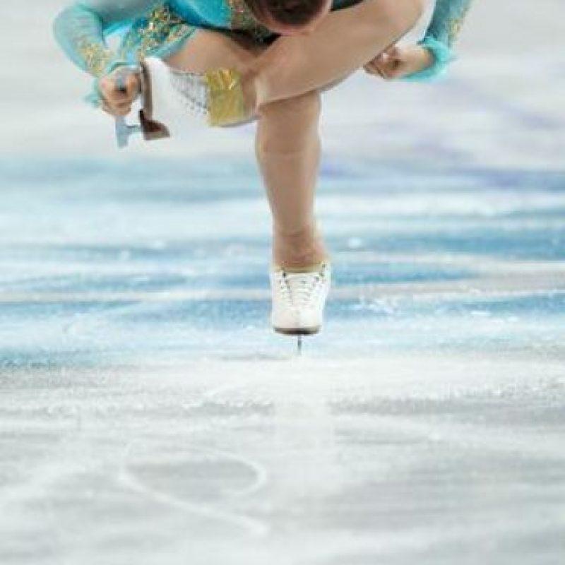 Natalia Popova de Ucrania Foto:AFP