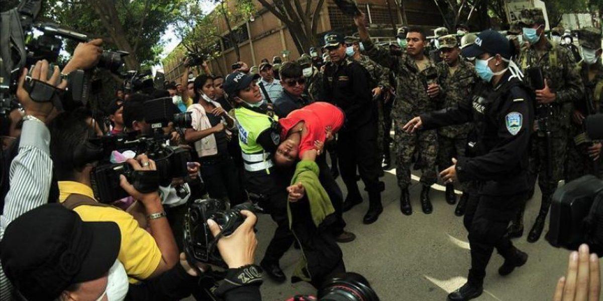 El fiscal hondureño dice que el incendio en el penal fue accidental y aumentan a 360 los muertos