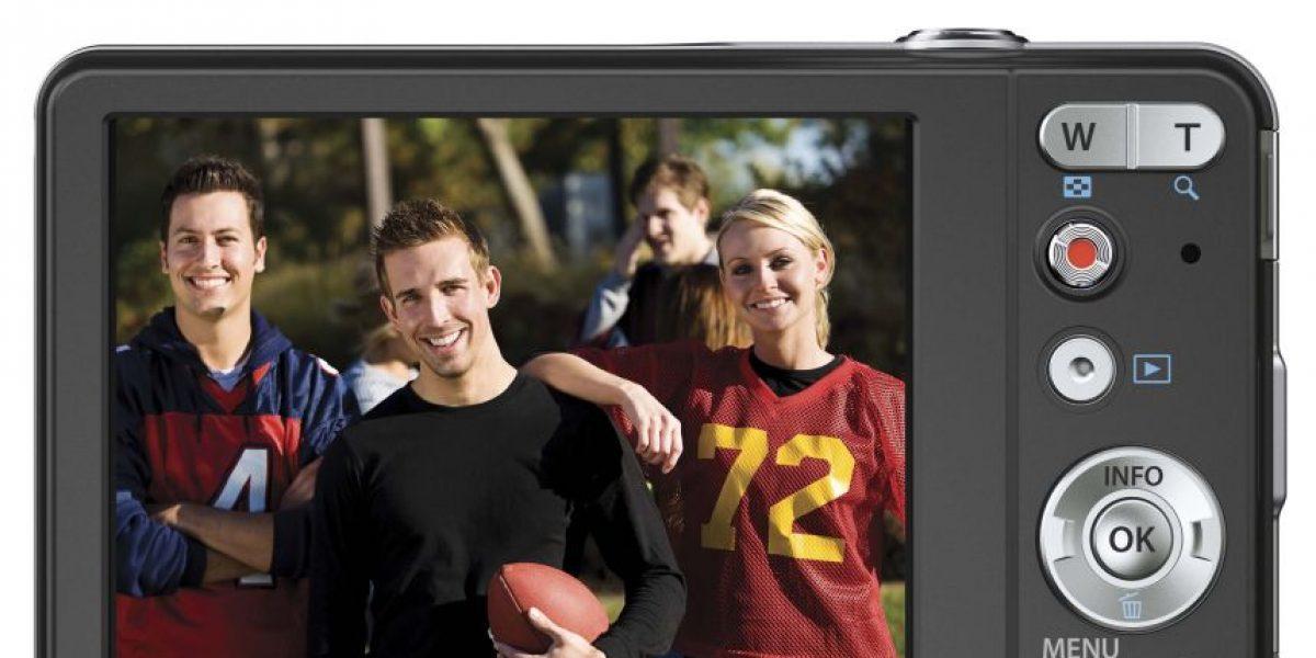 Olympus lanza cámara con botón especial para video HD