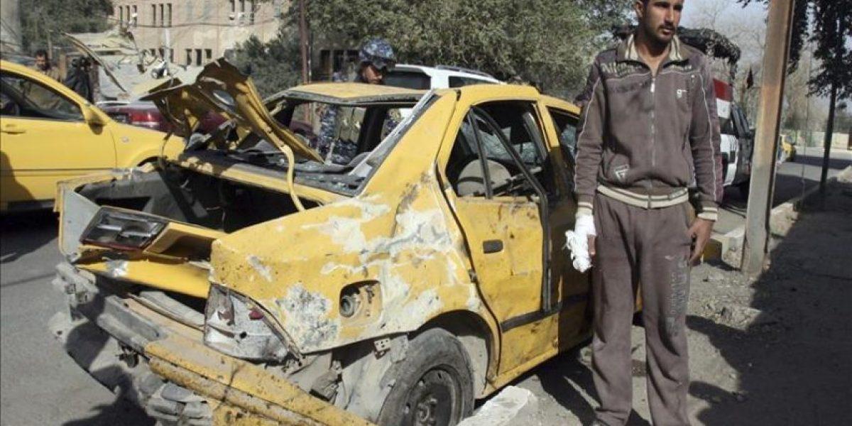 Una nueva cadena de atentados causa 41 muertos en distintas zonas de Irak