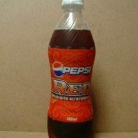 Pepsi Red – jengibre picante (Japón) Foto:images.aarabladies.com