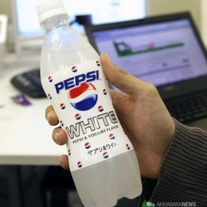 Pepsi blanca sabor yogurt (Japón)