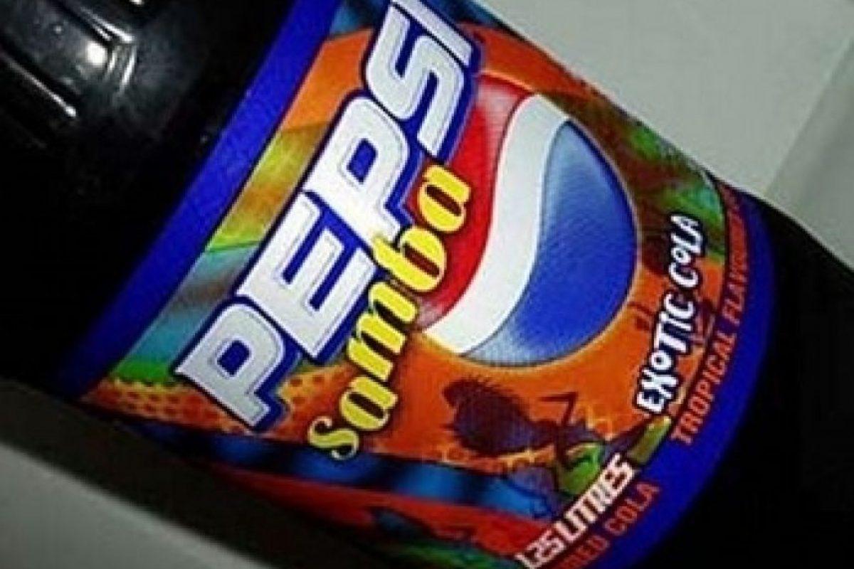 Pepsi Samba – sabor mango y tamarindo (Australia) Foto:weburbanist.com