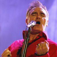 El cantante británico Steven Patrick Morrissey durante un. EFE/Archivo