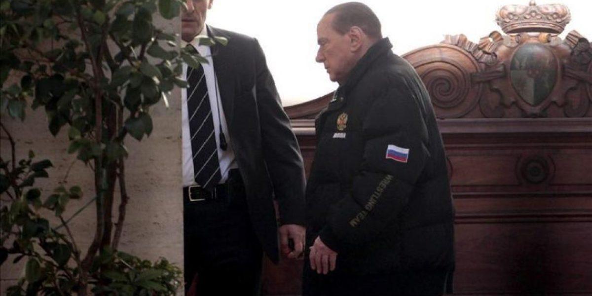 Berlusconi evita la condena del juicio Mills ante la prescripción del delito
