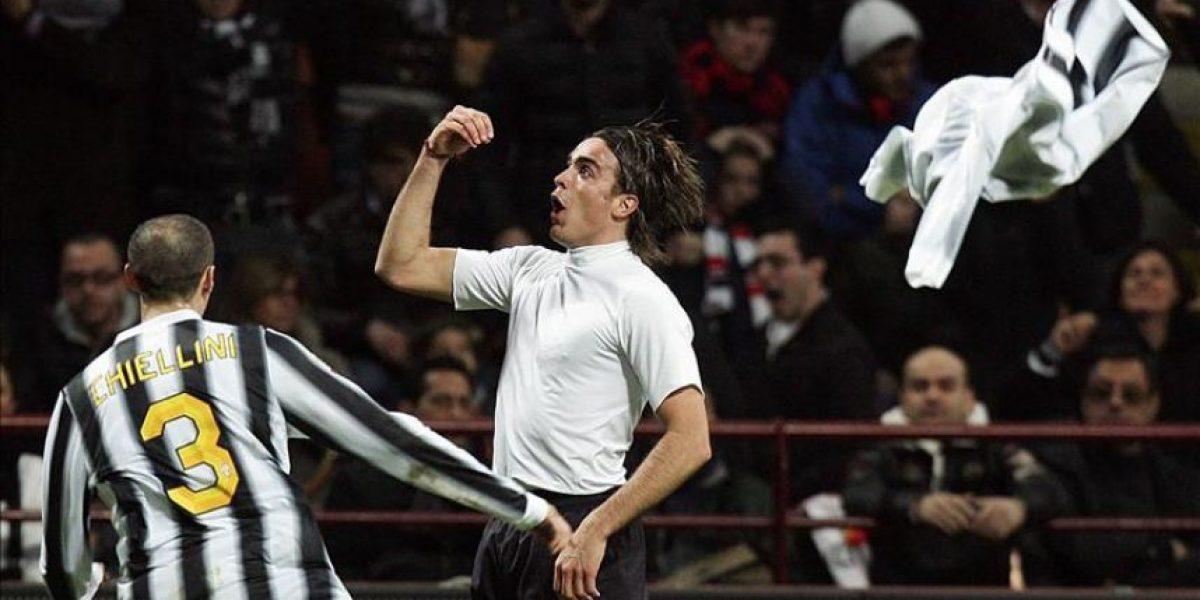1-1. Matri rescata un punto para el Juventus en Milán