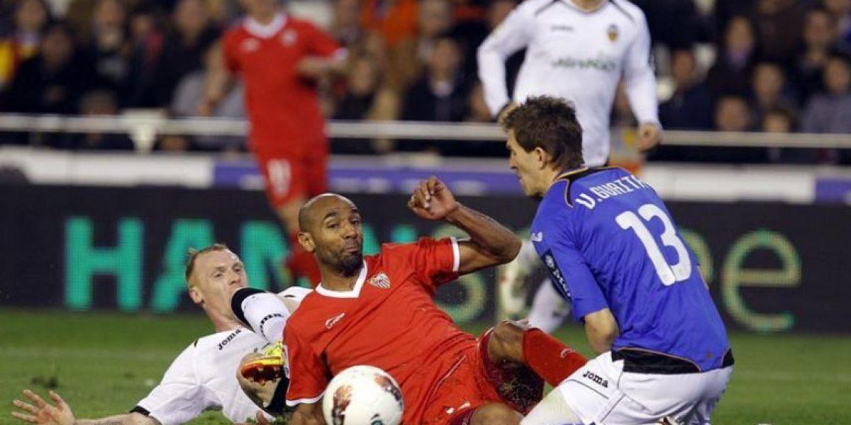 1-2. El Sevilla despierta ante un Valencia dormido