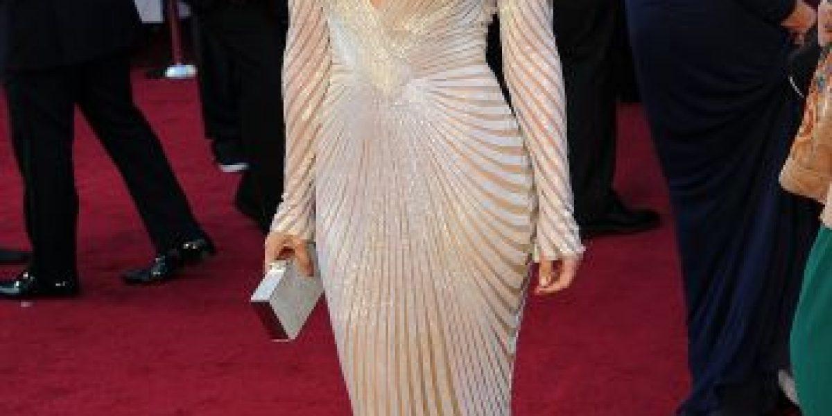 [Galería] La alfombra roja de los Oscar 2012