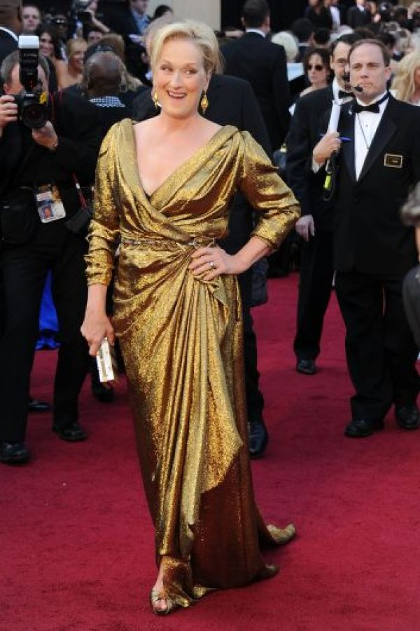 Mery Streep Foto:GETTY