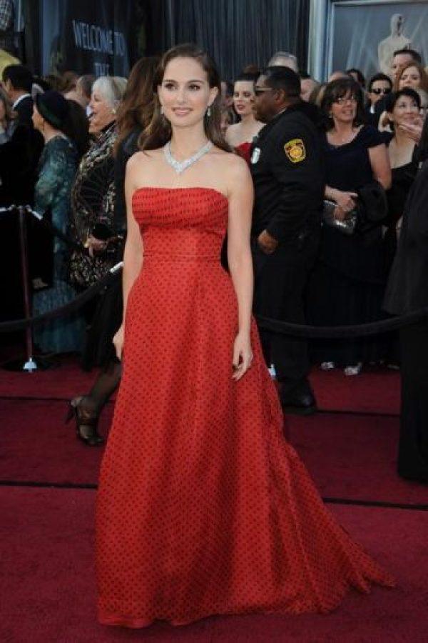 Natalie Portman Foto:EFE