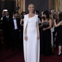 La actriz estadounidense Gwyneth Paltrow llega a la ceremonia de entrega de la edición 84 de los premios Óscar en Hollywood, California (EE.UU.). EFE