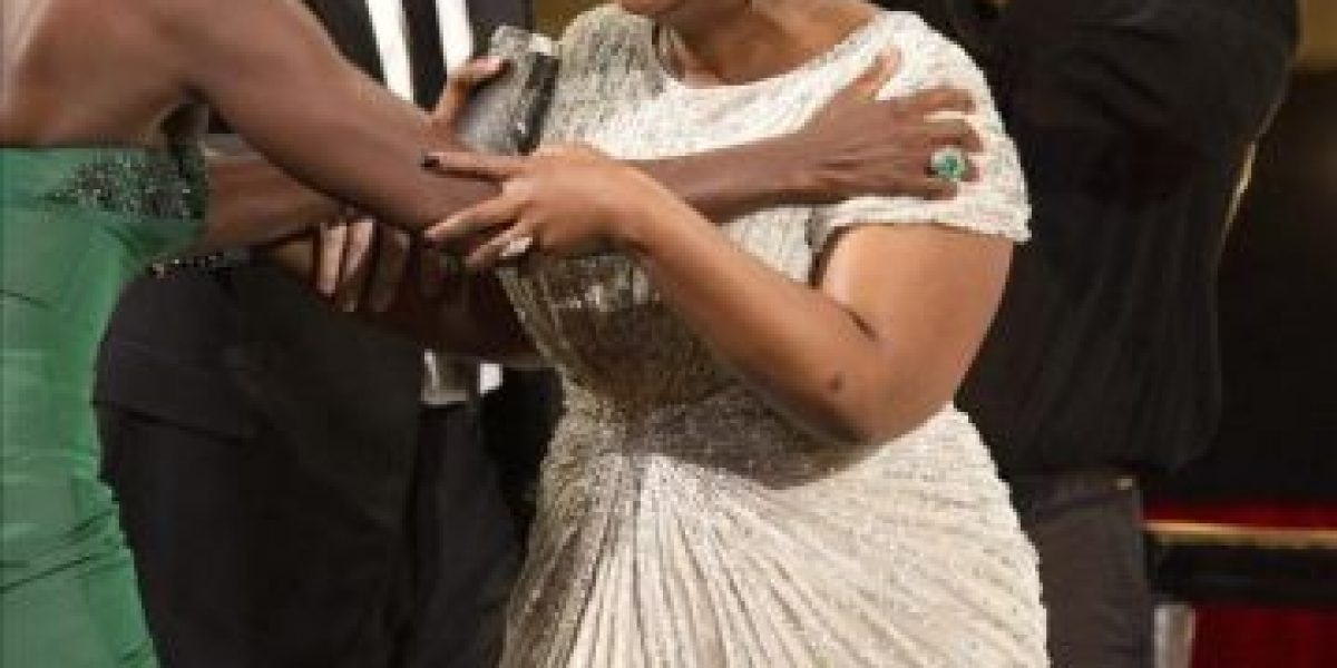 Octavia Spencer gana el Óscar a la mejor actriz de reparto