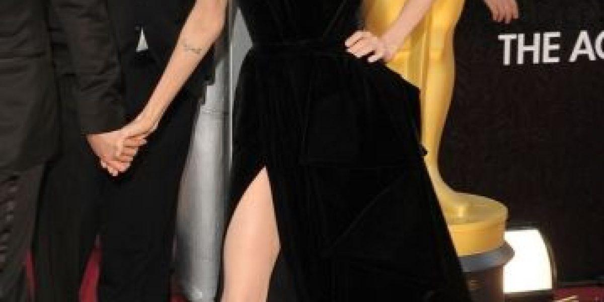 Moda en los Oscar 2012: Lo bueno