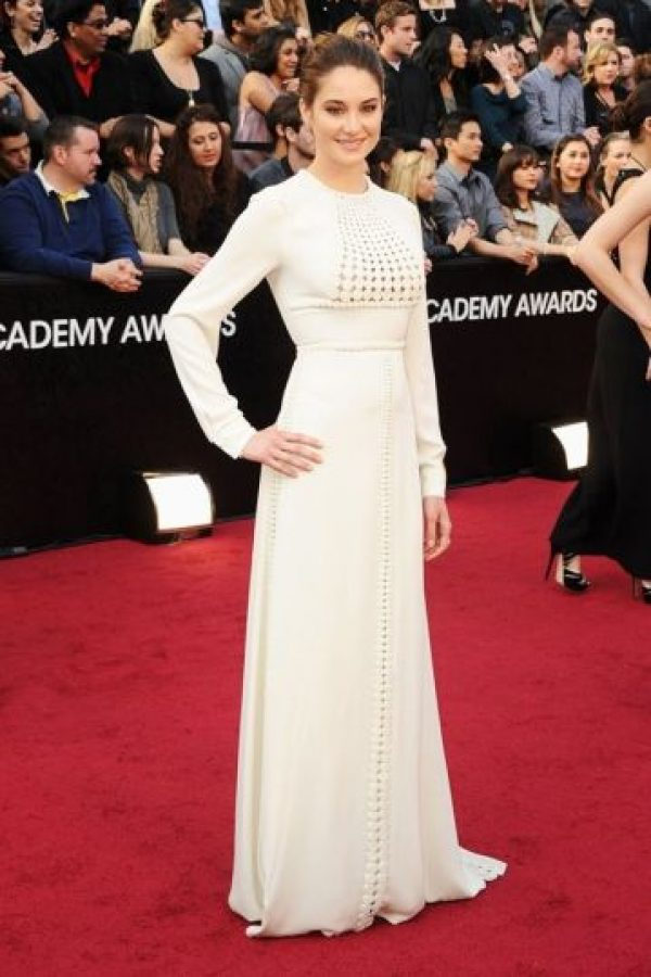 Shailene Woodley Foto:Getty Images