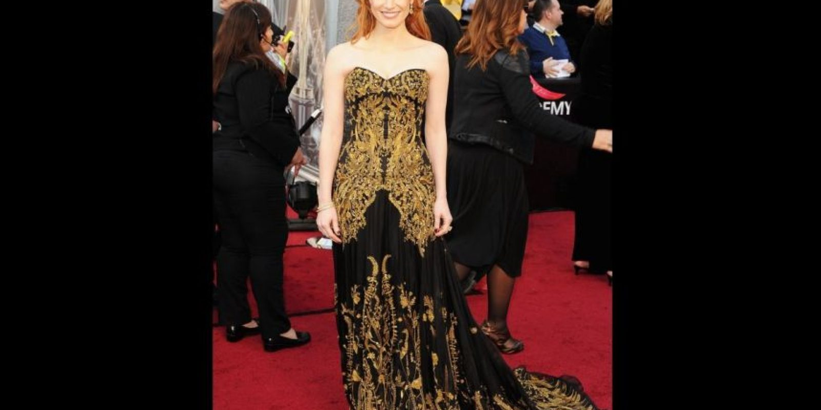Jessica Chastain Foto:Getty Images