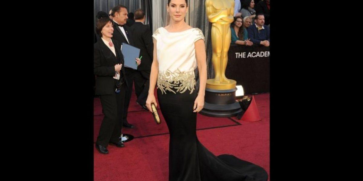Moda en los Oscar 2012: Lo malo