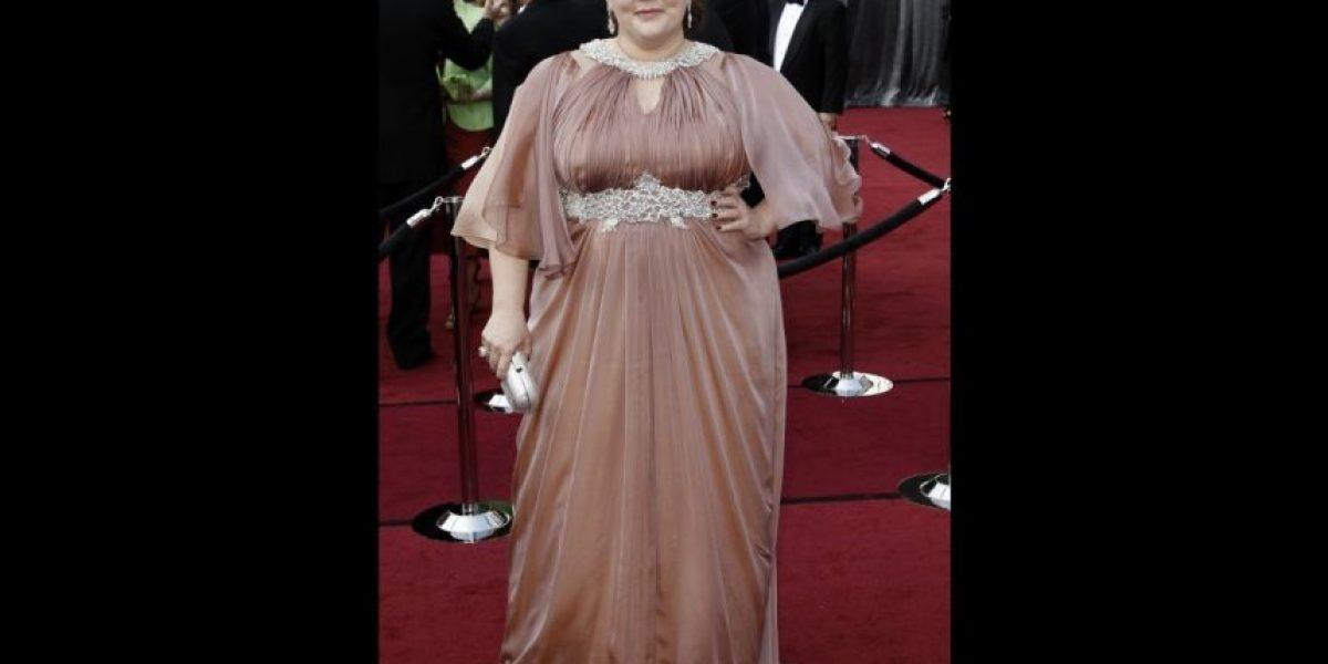Moda en los Oscar 2012: ¿En qué estaba pensando?